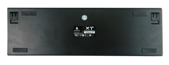 The Rear of the Quickfire Xt