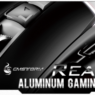 CM Storm Reaper Gaming Mouse Review