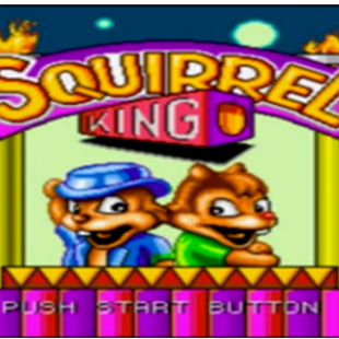Squirrel King – Mega Drive – Unlicensed Game Review