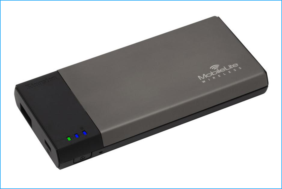 Kingston MobileLite Wireless Reader