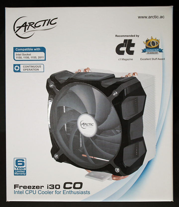 Arctic Cooling Freezer i30 CO