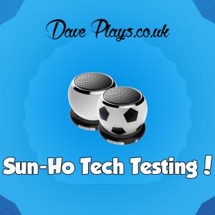 Testing the Sun-Ho Tech Bluetooth Speaker