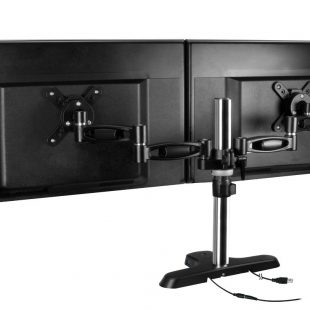 Arctic Z2 Pro Twin Monitor Arm Review