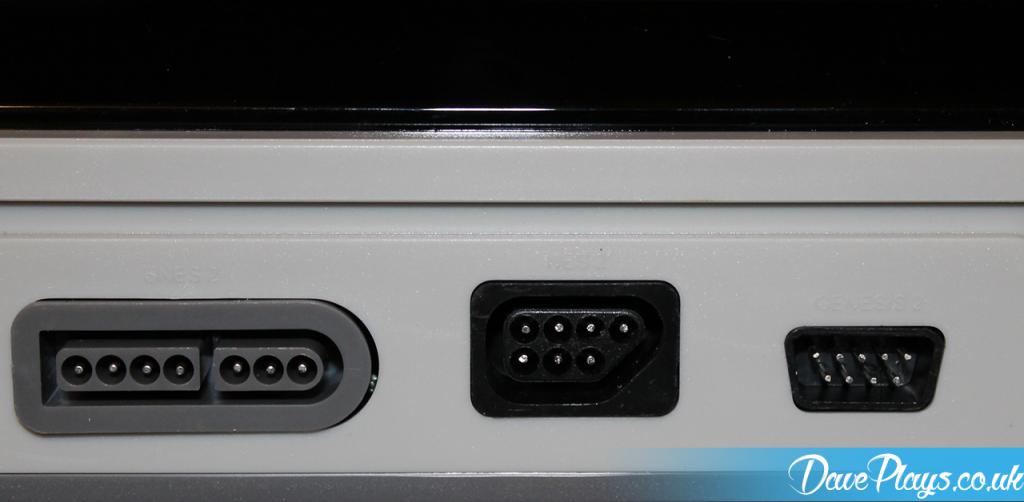 Retron5 Controller Ports