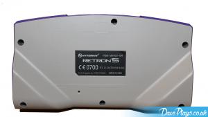 Retron5 Controller Rear