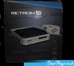 Retron5 Front Box