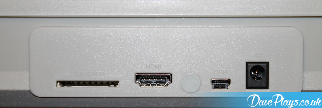 Retron5 Outputs and Connections