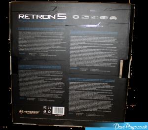 Retron5 RearBox
