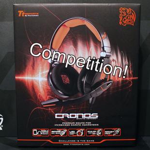 Tt esports Cronos Headset Giveaway!