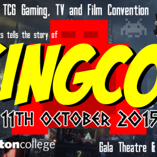 King Con and The Play Expo