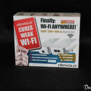 devolo dLAN 1200+ Wi-Fi AC Powerline Starter Kit – Review