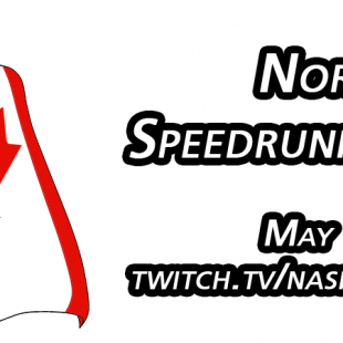 North American Speedrunner Assembly (NASA) Marathon 2016 (19th-23rd May)
