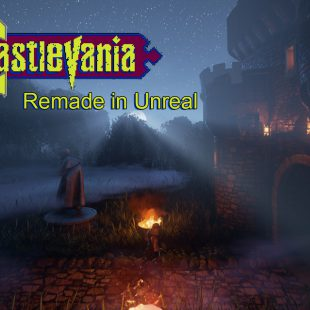Well that's awesome! – Castlevania remade in Unreal Engine