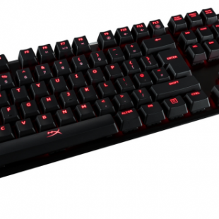 HyperX Alloy FPS Gaming Keyboard hitting stores