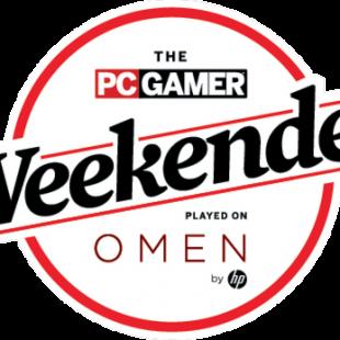 PC Gamer Weekender!