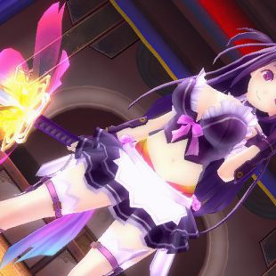 Valkyrie Drive -BHIKKHUNI- / A Love Hate Love Relationship
