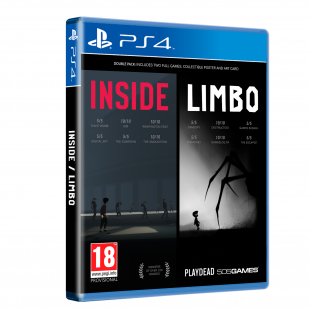 INSIDE and LIMBO heading to retail as a double pack