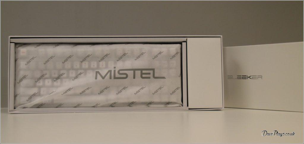 Mistel MD870 SLEEKER Sleeve
