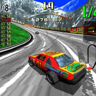 Driving Games That Were Ahead of Their Time