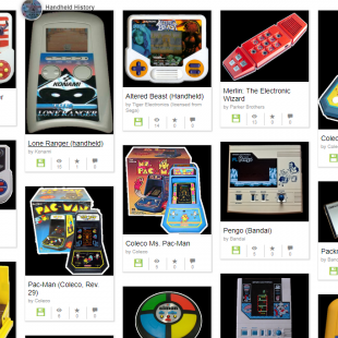 Handheld games in your Browser? Yes Please!