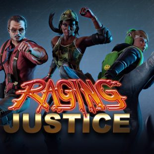 Raging Justice is here! – Switch/PS4/Xbox/Steam