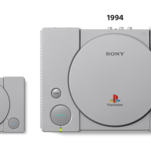 Sony just announced the PlayStation Classic!