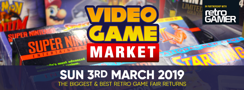 Doncaster Video Game Market 2019 Lg