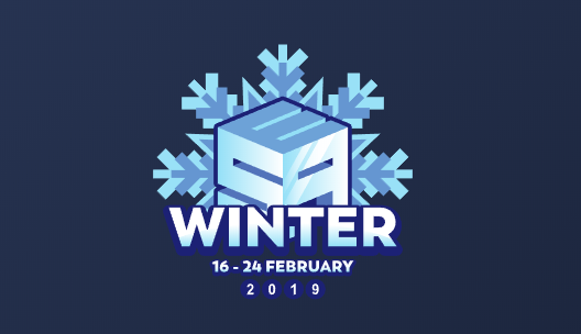 ESA Winter logo