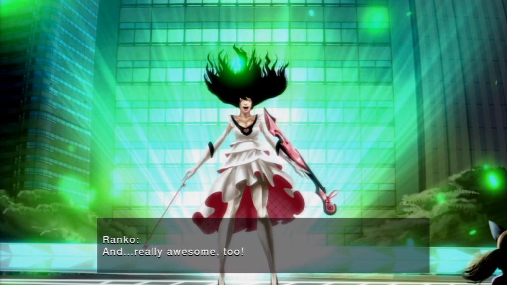 Ranko Tsukigime PS3