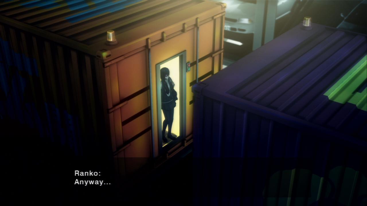 Retro Review – Ranko Tsukigime's Longest Day - PS3 - DavePlays co uk