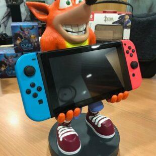 Cable Guys XL – Crash Bandicoot