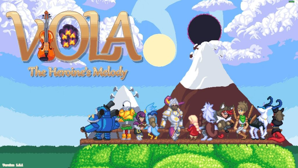 Viola - Main Title